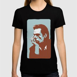 Vodka Melancholy Nick Cave T-shirt