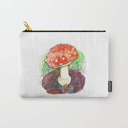 The Perfect Mushroom Carry-All Pouch