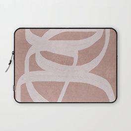 Abstract Flow III Laptop Sleeve