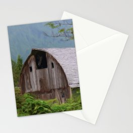 Middle Of Nowhere - Country Art Stationery Cards