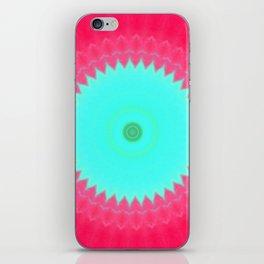 Fuk shine iPhone Skin