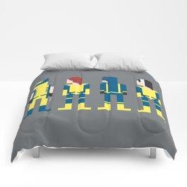 X-Men 8-Bit Comforters