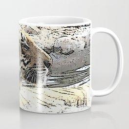 CArt TIger 118 Coffee Mug