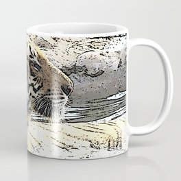 CArt TIger 118 Coffee Mug