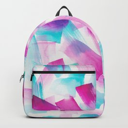8   |200519 | Abstract Designs | Abstract Patterns | Watercolour Art Backpack