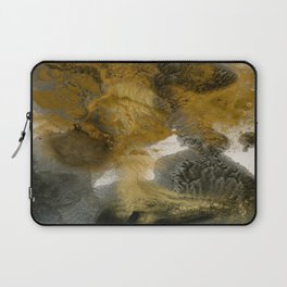 Synergy 2A by Kathy Morton Stanion Laptop Sleeve
