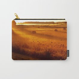 Sunset Field Carry-All Pouch