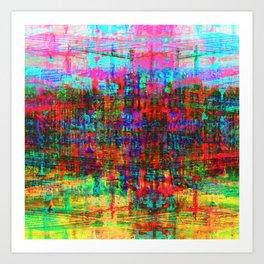 20180312 Art Print