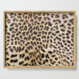 Leopard print Serving Tray