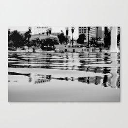 Los Angeles Series #2 Canvas Print