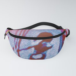 Crossing Wires Fanny Pack