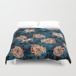 Сhrysanthemums Duvet Cover