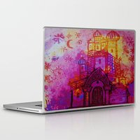 russia Laptop & iPad Skins featuring Russia  by Kaxton
