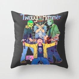 Twaughthammer - Breaking Bad Throw Pillow