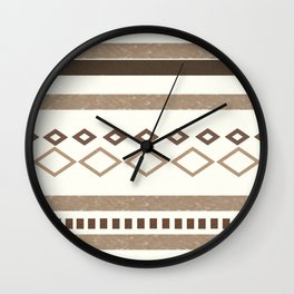Out West (I) Wall Clock
