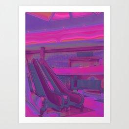 Retail Disco Art Print