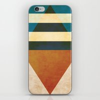 nautical iPhone & iPod Skins featuring Nautical by Josh Kontro