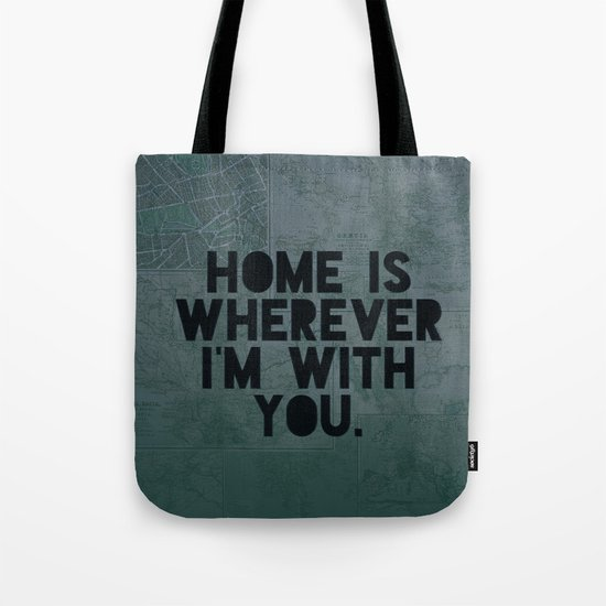 With You II Tote Bag