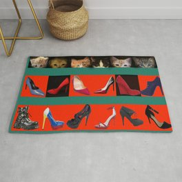 Kittens for May in May Rug