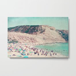 beach love V Metal Print
