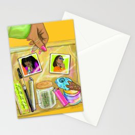 Bag Stationery Cards