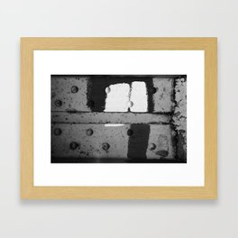 Roshach Test #13 Framed Art Print
