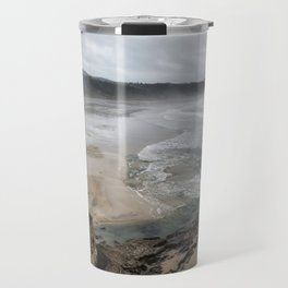 Lookout Point near Otter Rock Travel Mug