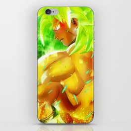 the legend iPhone Skin