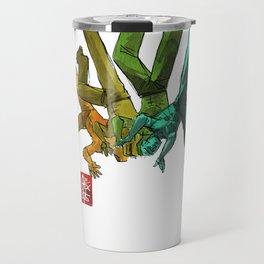 Capoeira 882 Travel Mug