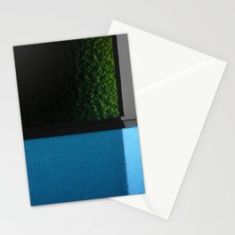 waiting on the lunch crowd Stationery Cards