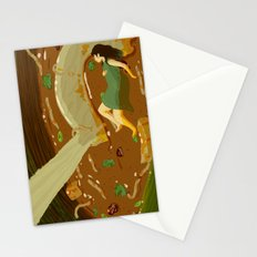 Hot and Sour Soup Stationery Cards