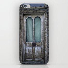 Arched Door iPhone Skin