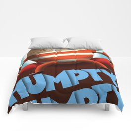 Humpty Dumpty vintage French style Comforters