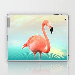 Sunset Flamingo Laptop & iPad Skin