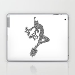 Quail Woman by CREYES of ArtFx Old Town Yucca Valley Laptop & iPad Skin