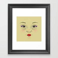 Esra'nin kadinlari 2 Framed Art Print
