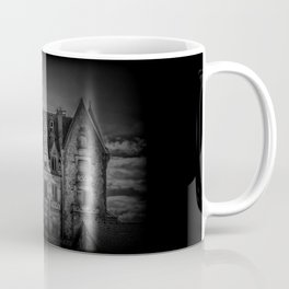 Haunted House Coffee Mug