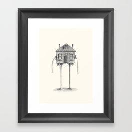 53 Arthur's Circus Framed Art Print