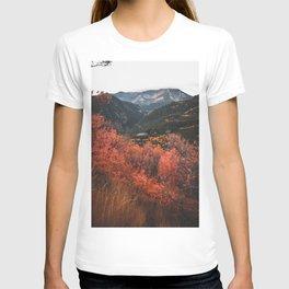 meadow glow T-shirt