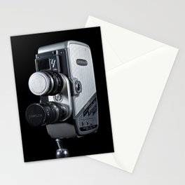 Super 8 Film Camera Stationery Cards