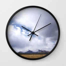 Kaibab National Forest, Arizona Wall Clock