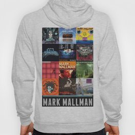 Mark Mallman - Album Compilation Hoody