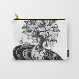 Space tree of Life Carry-All Pouch