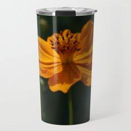 Orange Beauty by Mandy Ramsey, Haines, Alaska Travel Mug