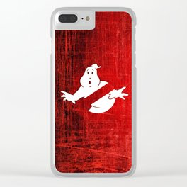 Ghostbusters Clear iPhone Case