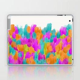 Lula Festive Abstract Brushstrokes Laptop & iPad Skin