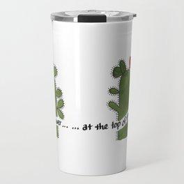 Prickly Pear Days Travel Mug