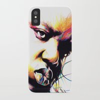notorious big iPhone & iPod Cases featuring The Notorious BIG by NEKVI