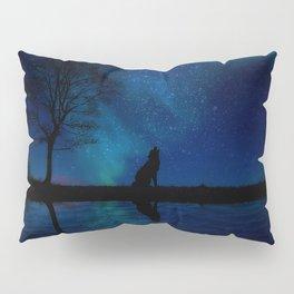 Reflective Sky Pillow Sham