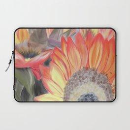 Fall Sunflowers Laptop Sleeve